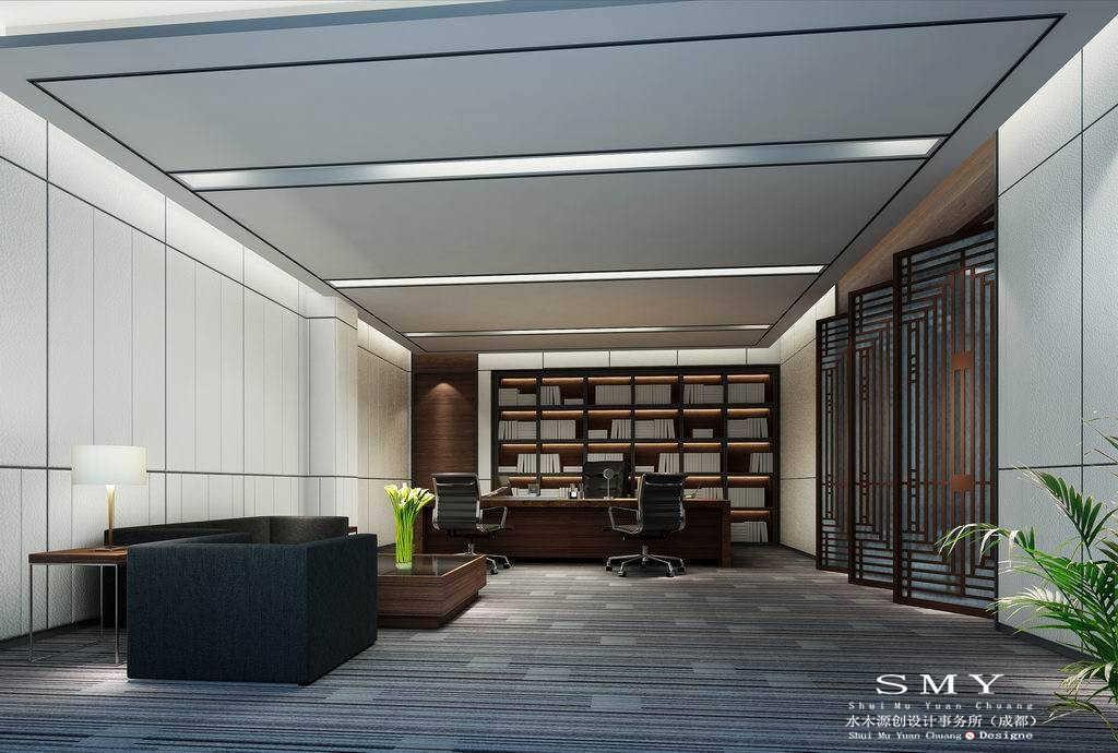 怎么对酒店的办公室进行装饰设计