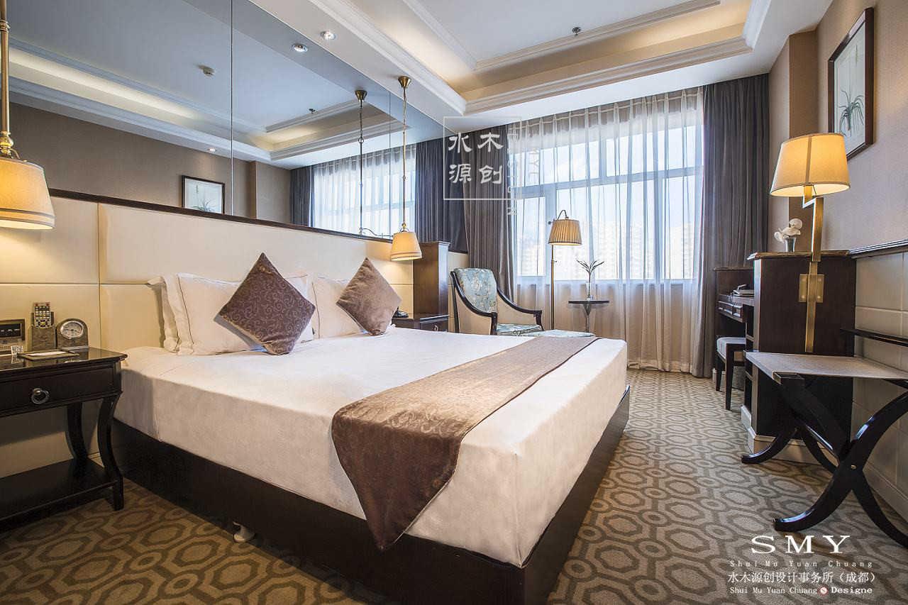南充度假酒店设计-SMY创装饰设计